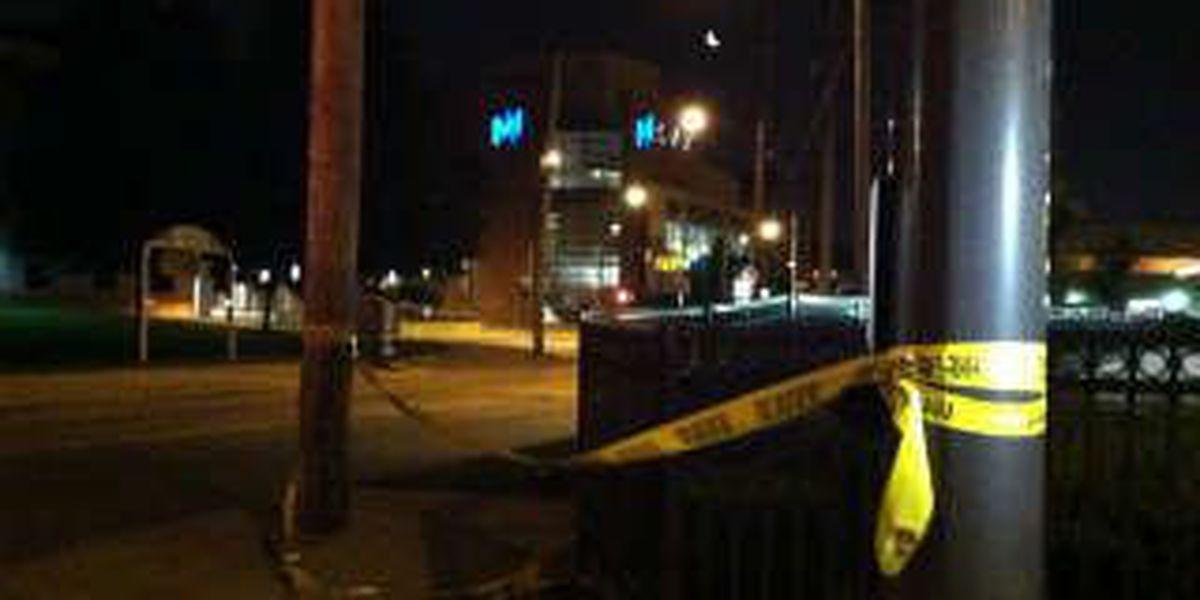 Officer-involved shooting near Cleveland hospital