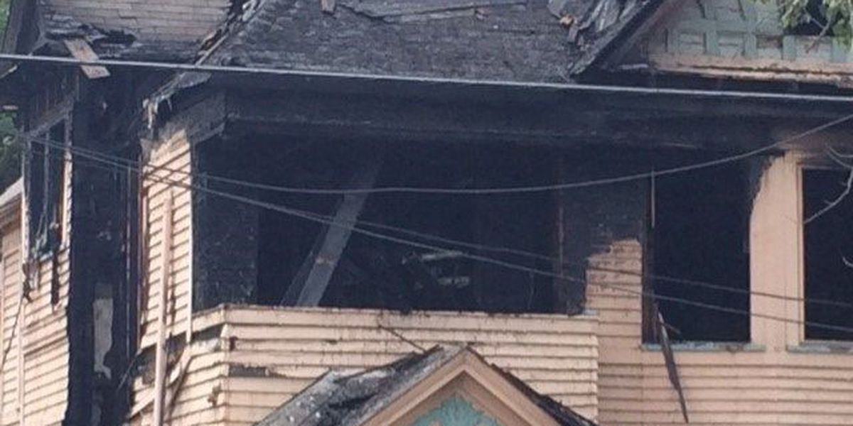 Cleveland Firefighters called to E.152nd house fire