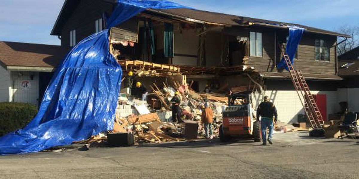 Akron business near deadly plane crash site destroyed in smash and grab