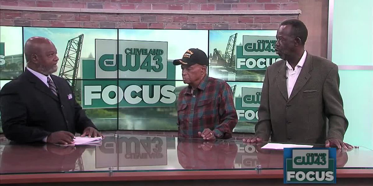 CW 43 Focus: Veterans talk about the importance of the Connecting Point in Cleveland