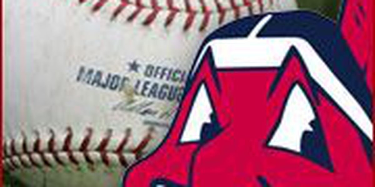 Indians hold on in 9th, beat 'Stros