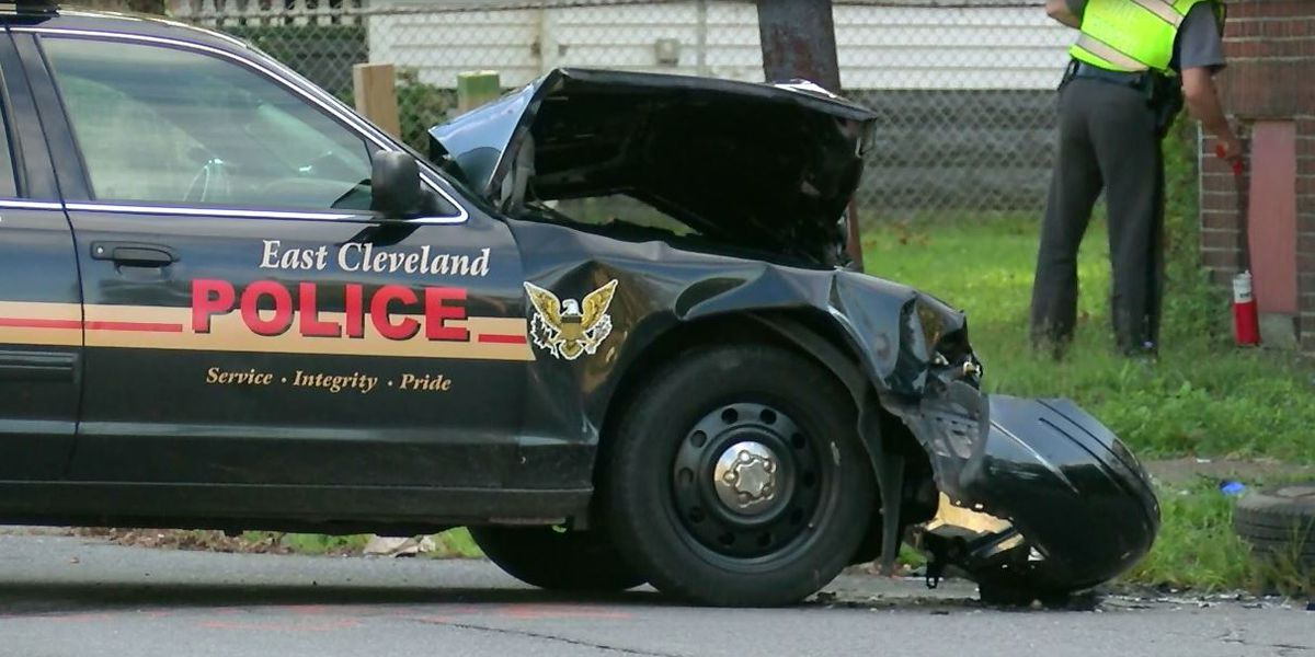 East Cleveland Police share new details on pursuit policy after crash involving van of children