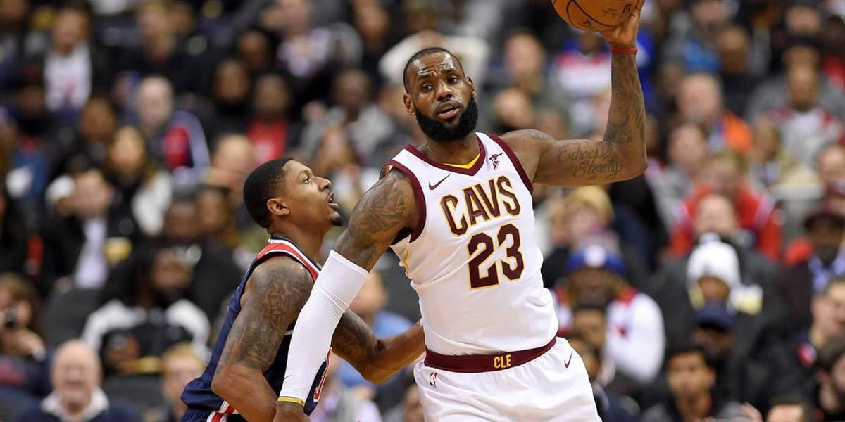 Blazers win 11th straight with 113-105 victory over Cavs