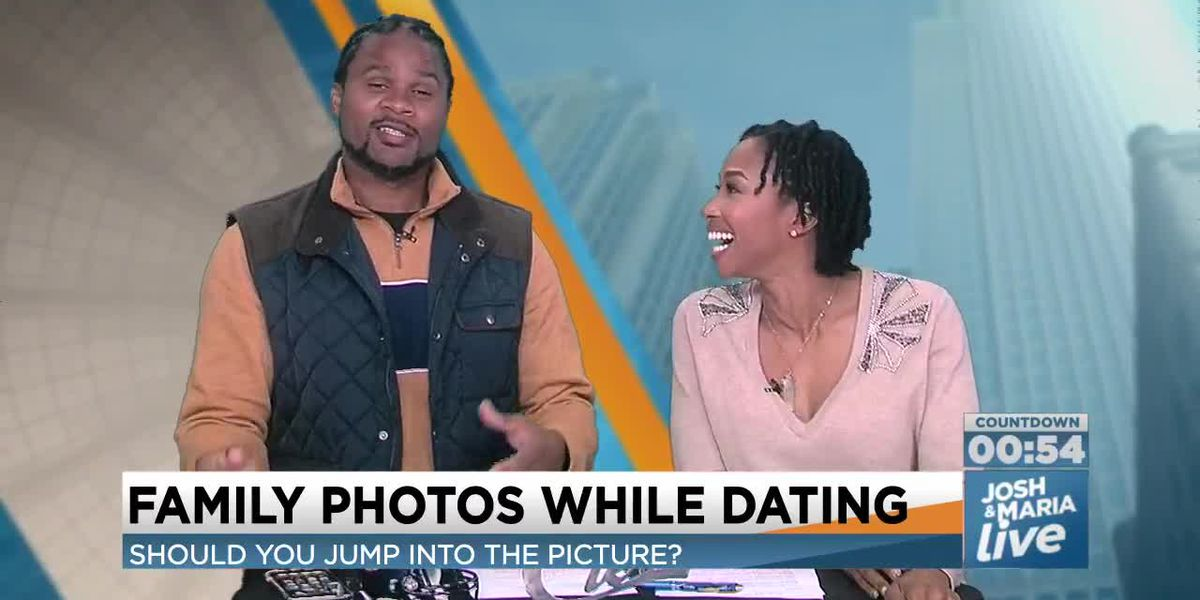 Hot Takes: Should you jump into a family photo when you're just dating?