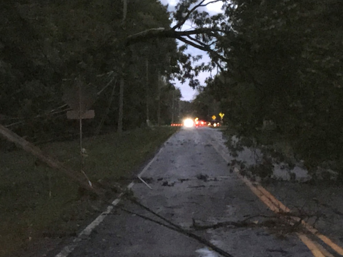 Thousands without power across Northeast Ohio following violent weather