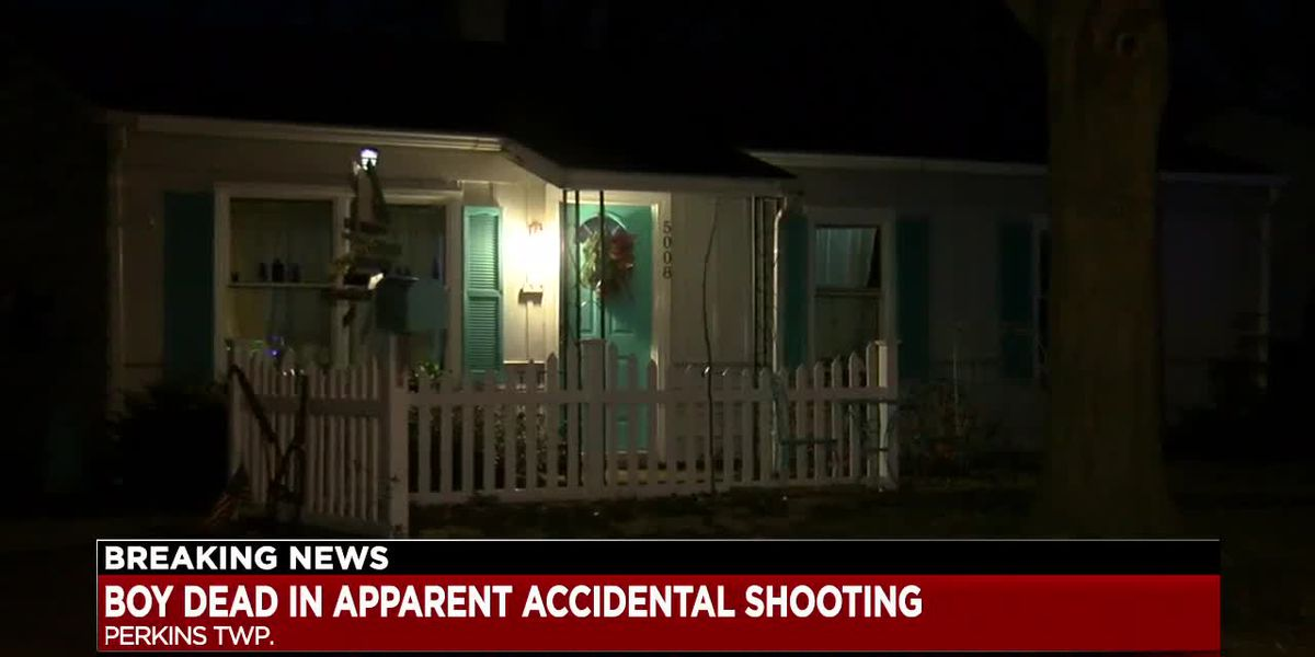 Life of 8-year-old Perkins Township child cut short after getting shot by 13-year-old relative