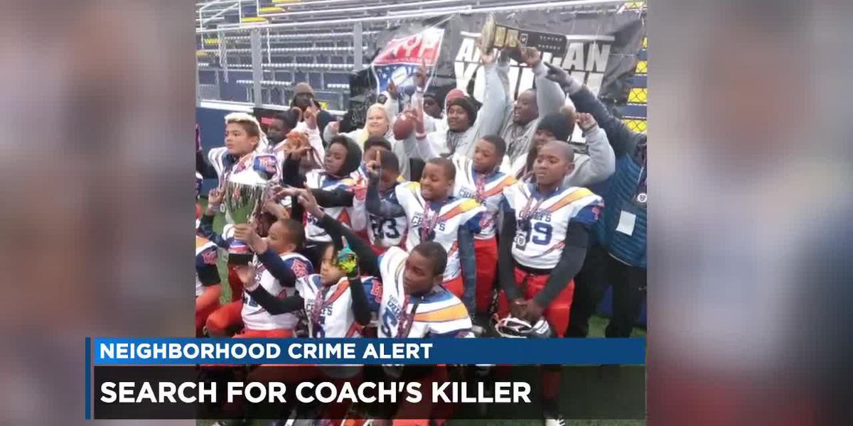 East Cleveland community mourns loss of youth football coach gunned down at gas station