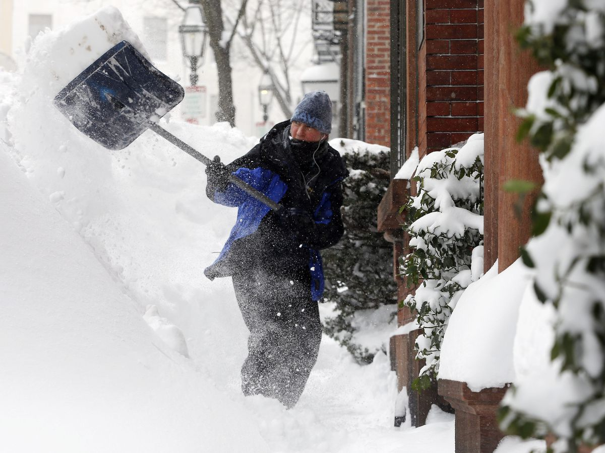 Firefighters remind Ohio homeowners to clear snowfall from gas meters, furnace vents