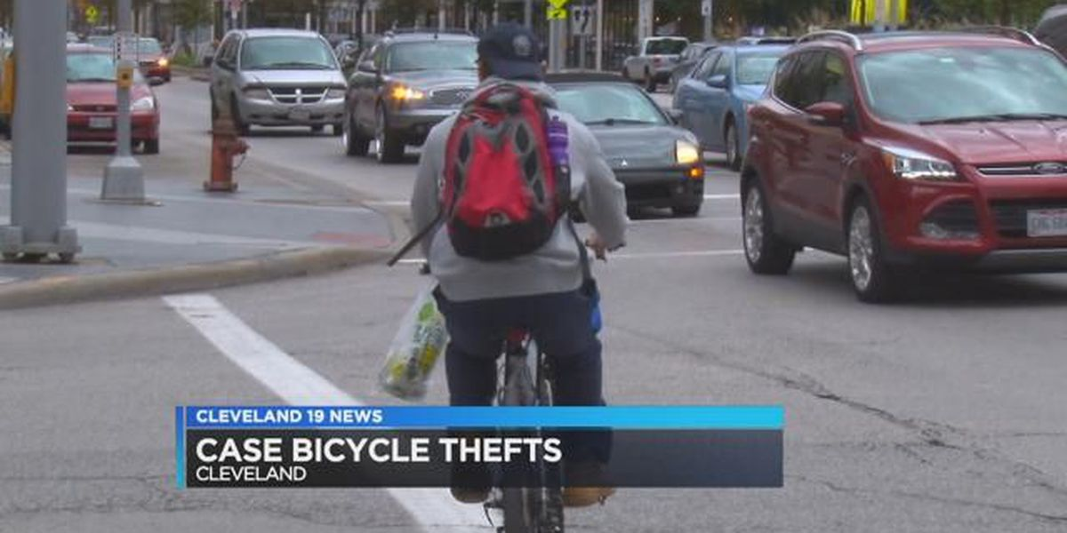 Police investigating campus bike thefts
