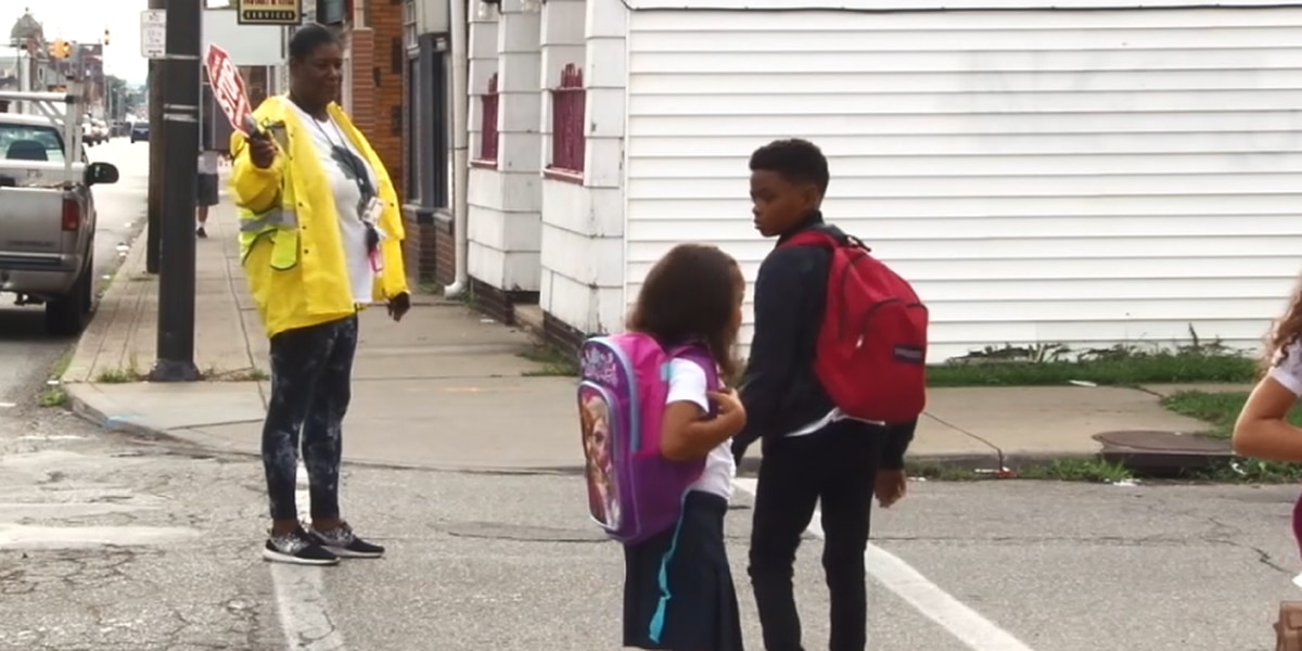 Sunny Side Up: Solving Cleveland's crossing guard shortage