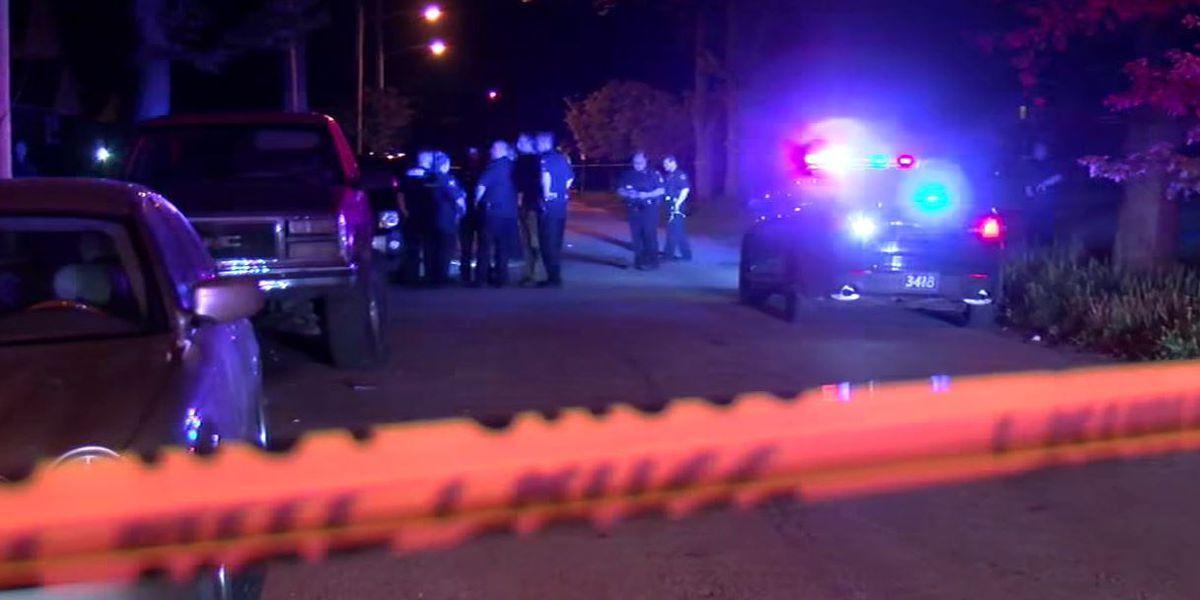 Police: 4 people shot in neighborhood on Cleveland's East side