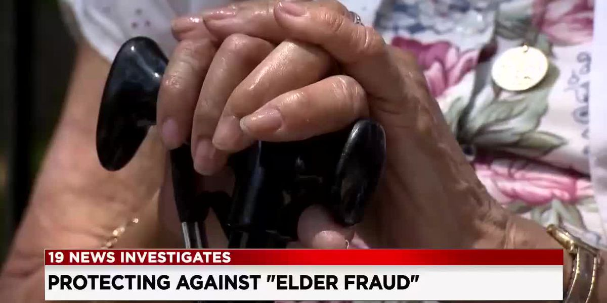 Millions of elderly Americans targeted every year for fraud