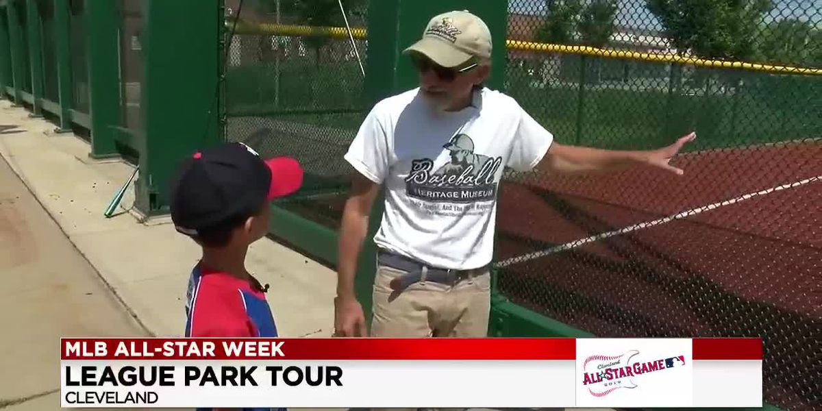 Take an exclusive tour of Cleveland's League Park with a 7-year-old cub reporter (video)