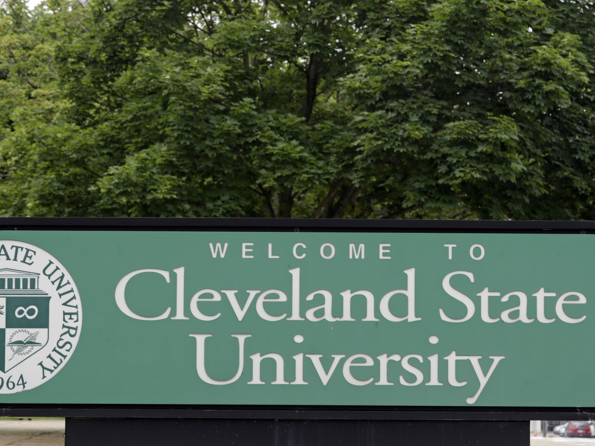 Cleveland State University suffers damage during protests from Saturday