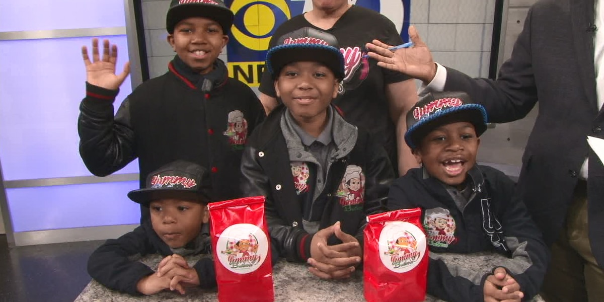 Sunny Side Up: Four Young Brothers Taking the Catering World by Storm
