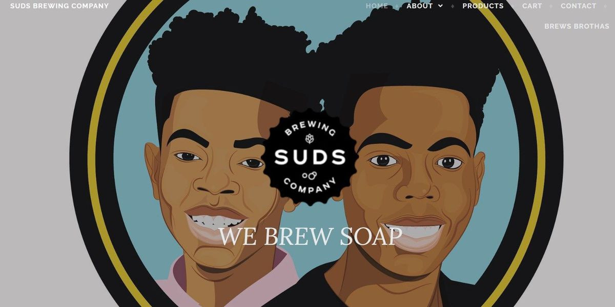 Shaker Heights brothers using beer waste to brew soap
