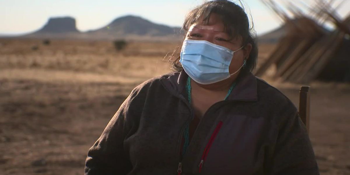 Navajo Nation locks down for 3 weeks because of coronavirus surge