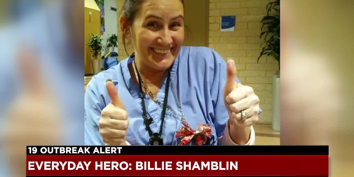 EVS worker for MetroHealth System called an everyday hero