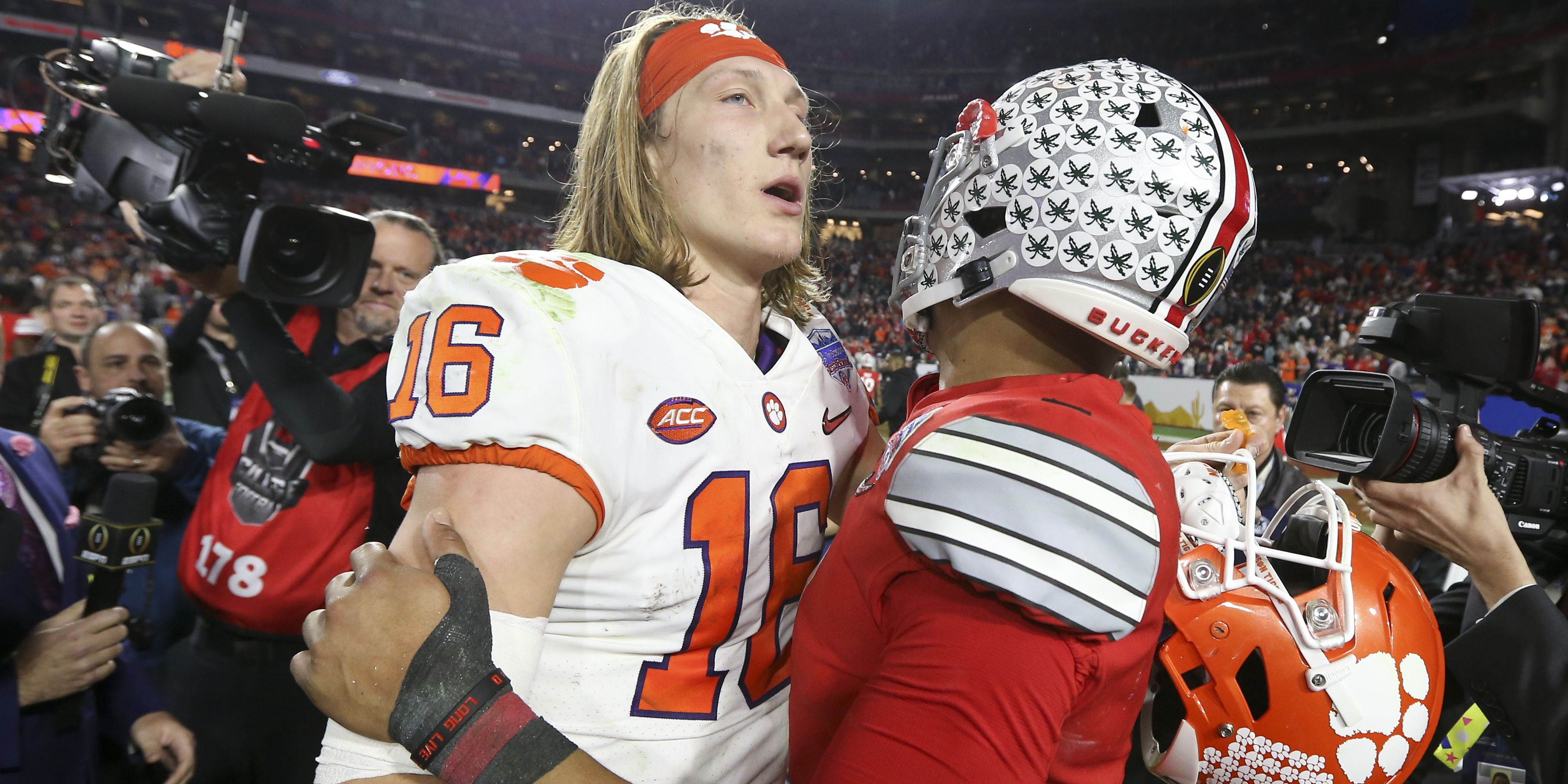 Ohio State's season ends with 29-23 loss to Clemson