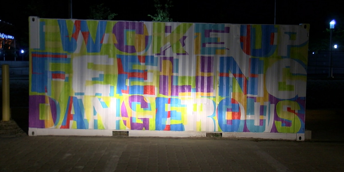 Baker Mayfield quote inspires new mural in Voinovich Park