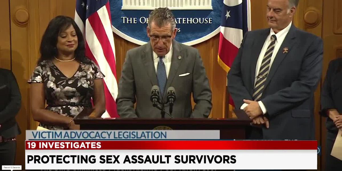 Lawmaker pushes to add more protection for sex assault survivors in court
