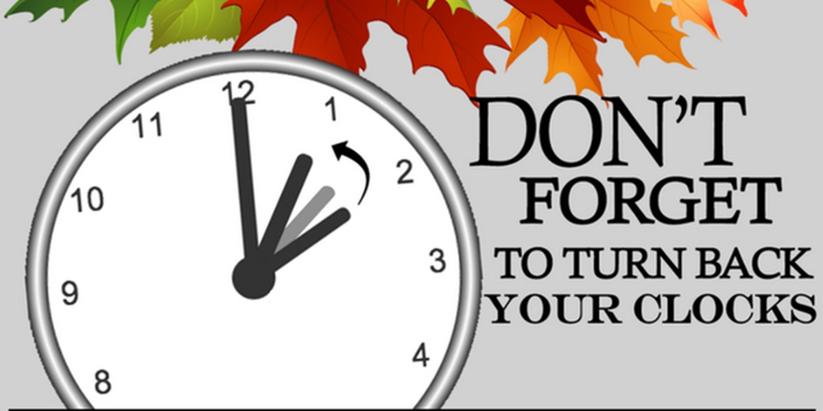 The end of Daylight Saving Time means an extra hour of sleep