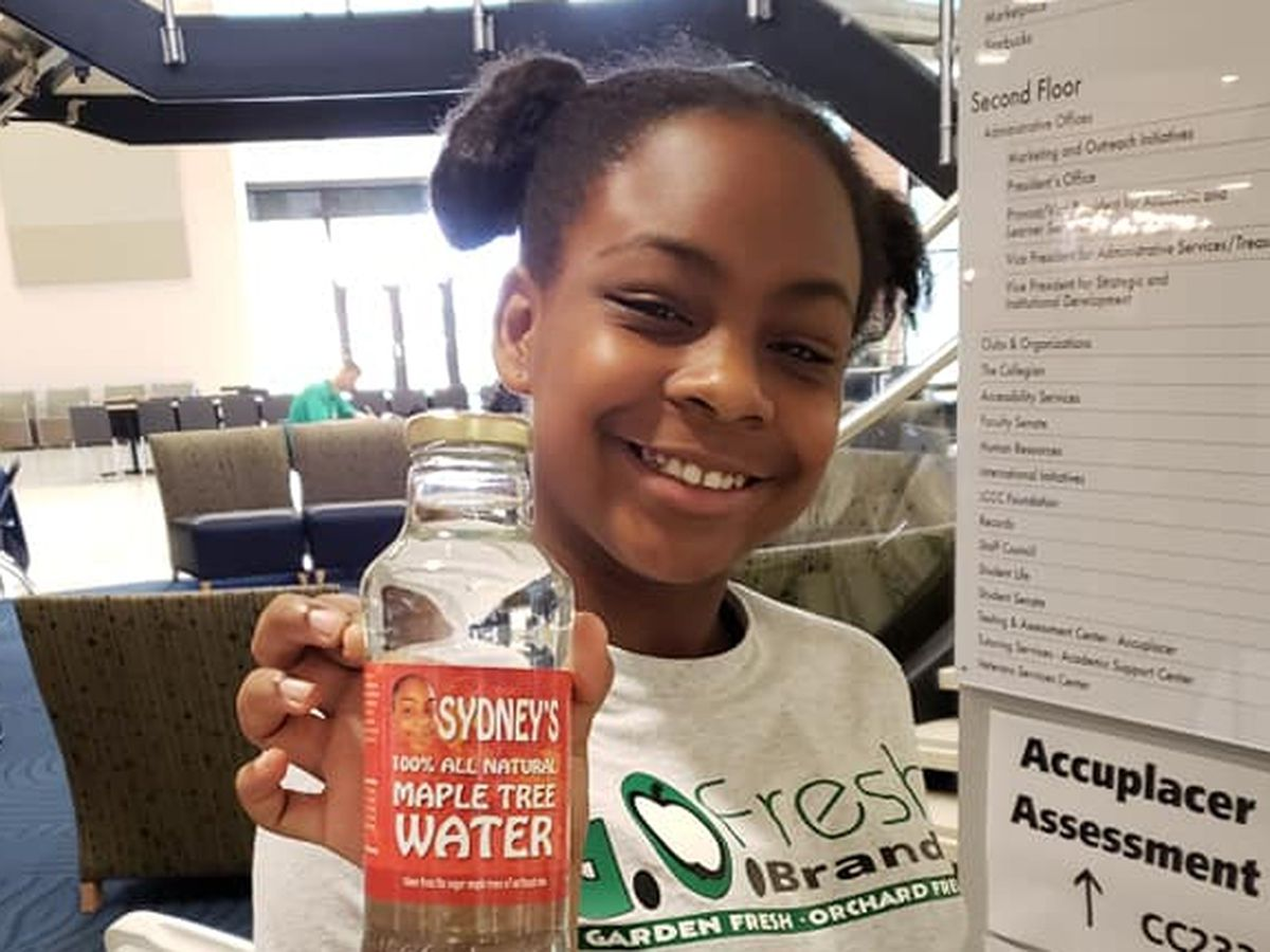 12-year-old Elyria entrepreneur working to bring healthy drinks to groceries