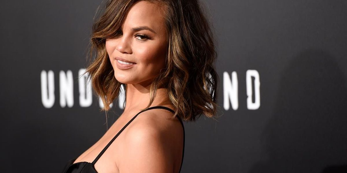 Chrissy Teigen is totally going to buy the Browns, you guys