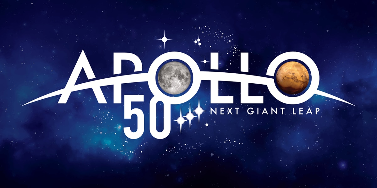 The Great Lakes Science Center celebrating 50 years since Apollo 11