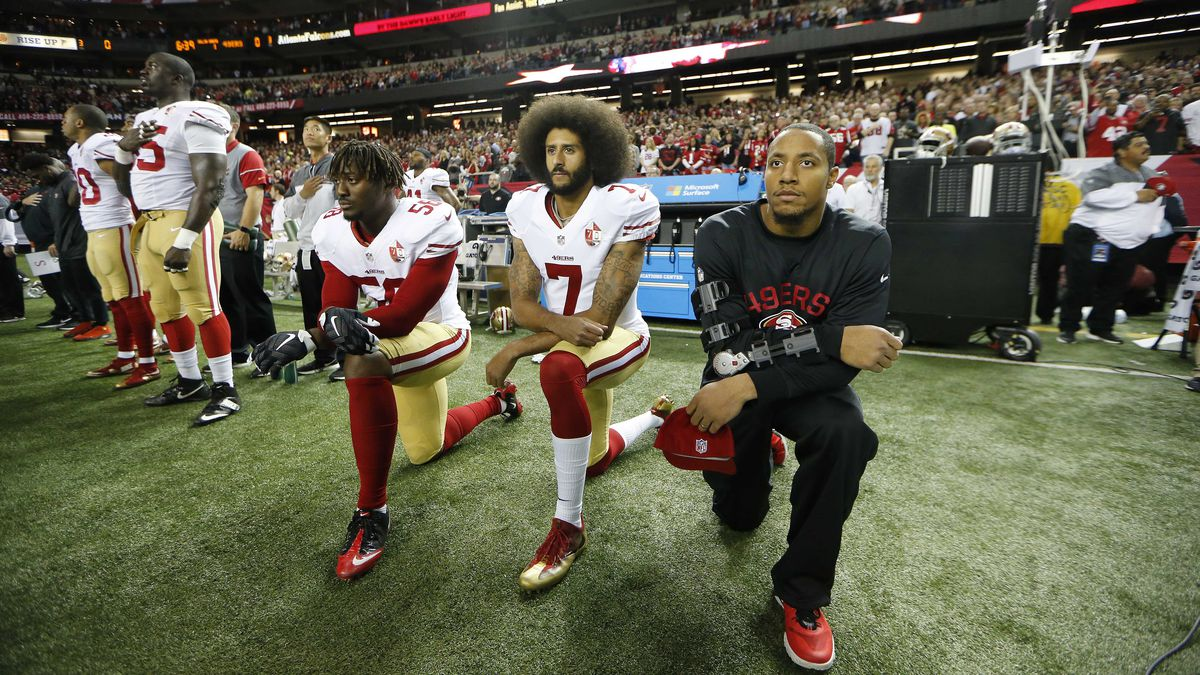 Browns scout to attend Colin Kaepernick's workout run by former Cleveland coach Hue Jackson