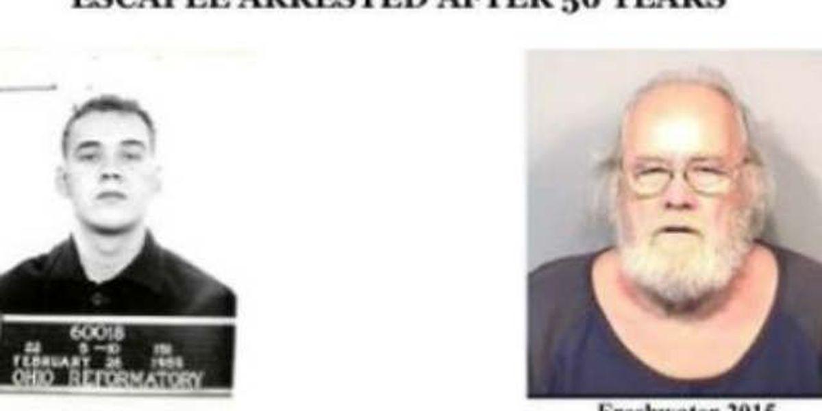 One of Ohio's longest running fugitives finally arrested