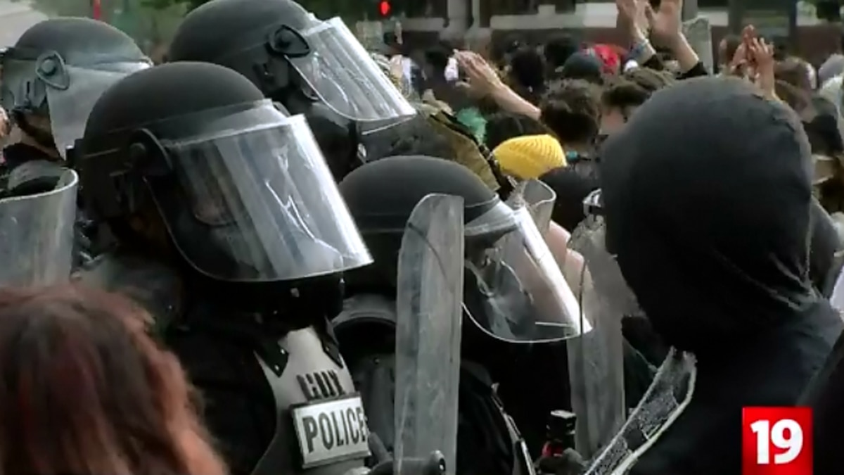 Cleveland police insider writes anonymous letter alleging gross incompetence for how department handled protest