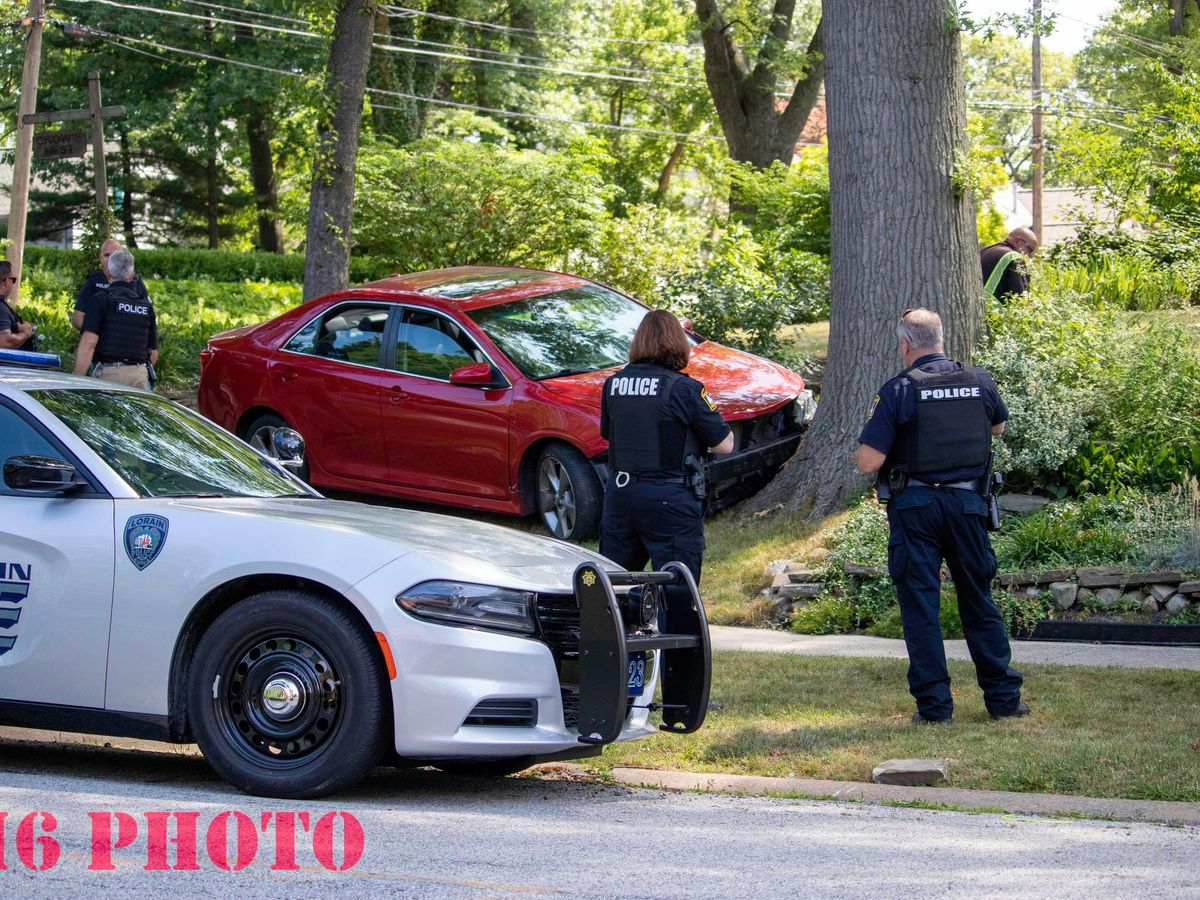 Suspect of Lorain triple shooting that killed 2-year-old girl in custody after crashing during pursuit