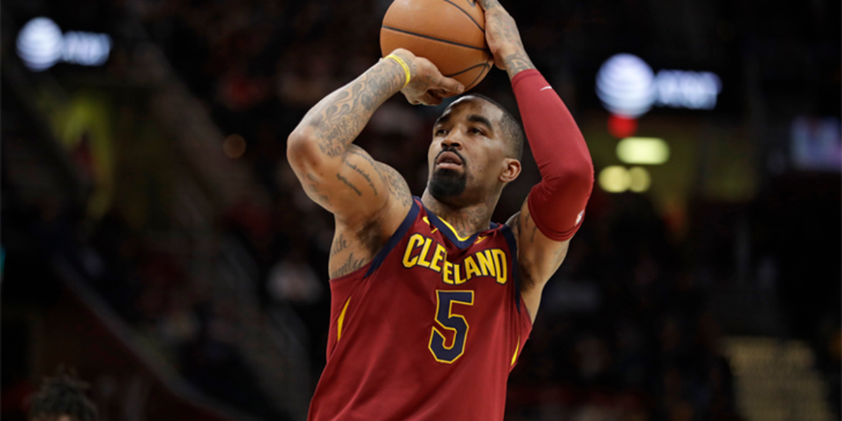 JR Smith throws down one of the best dunks you will see all season (video)