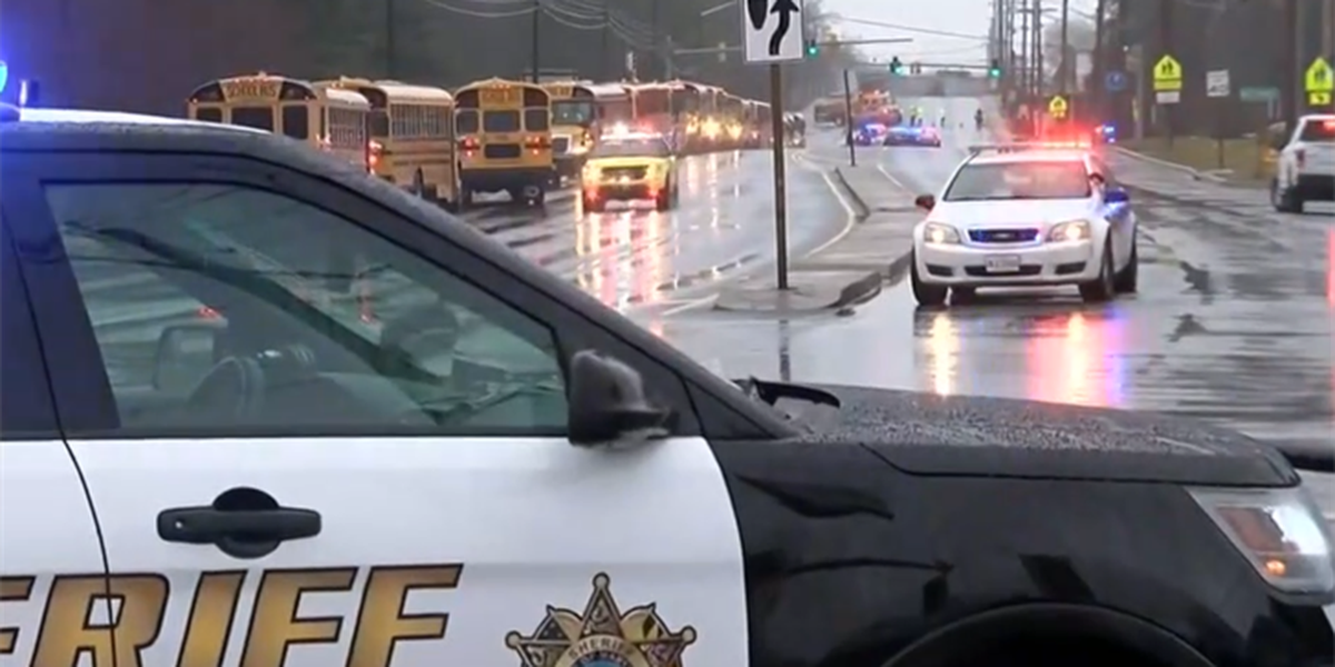 Multiple injuries reported at Maryland high school shooting
