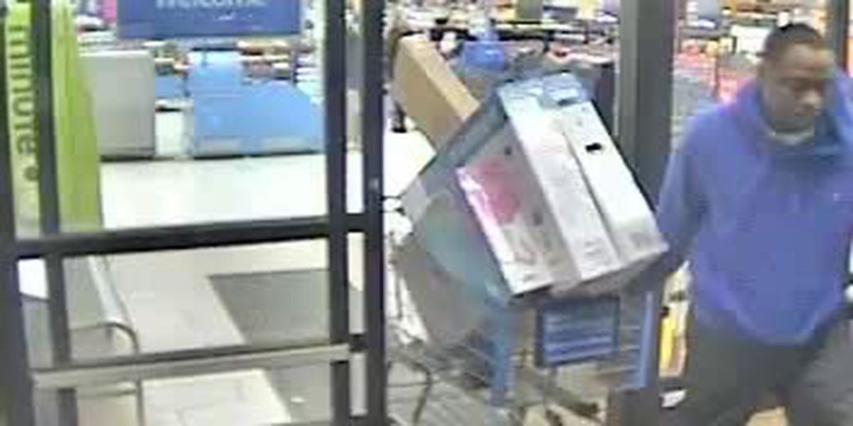 "Mentor police searching for ""bold"" Walmart shoplifter"