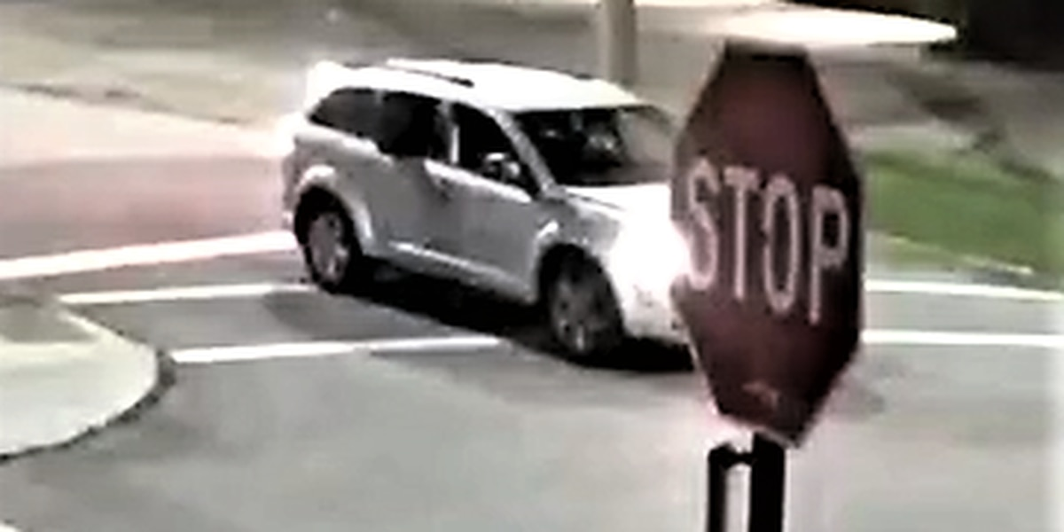 Do you know who drives this SUV? Cleveland Police say they are suspected of shooting out 2 cars with BB gun