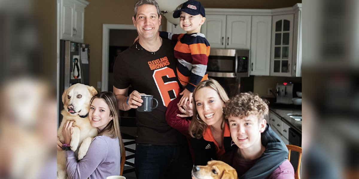 Ohio congressman Tim Ryan announces bid to run for president