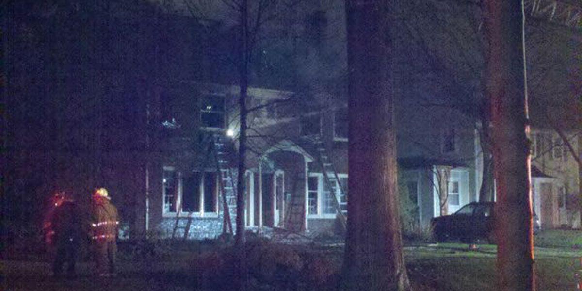 2 Die in Shaker Heights Fire, Rain/Snow Mix, Kids Can Drink Too Much Milk