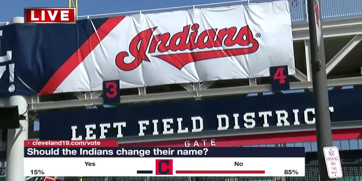 Native American and Indigenous groups ready pushing for Cleveland Indians name change