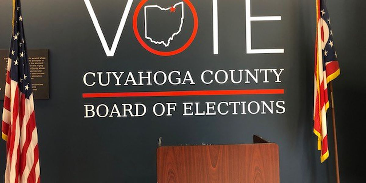 Cuyahoga County Board of Elections closes; accepting vote-by-mail ballots for Presidential Primary