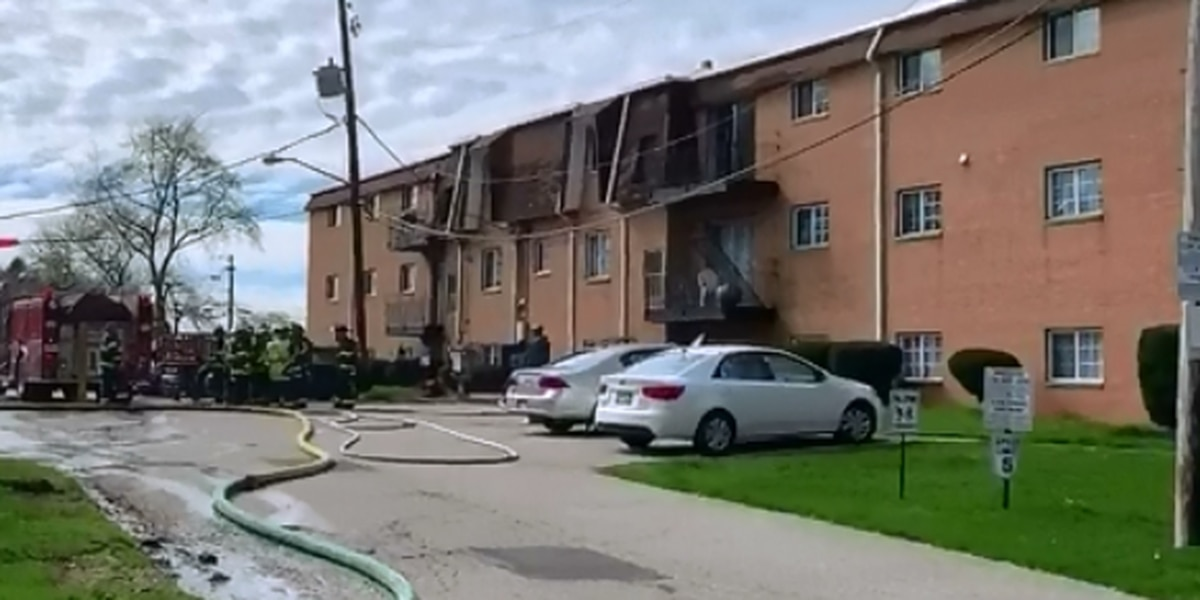 Parma officials investigating cause of apartment fire that hospitalized 1 resident