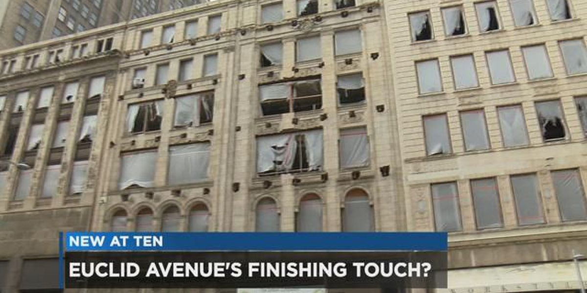 Cleveland's Euclid Avenue entering a new age of prominence
