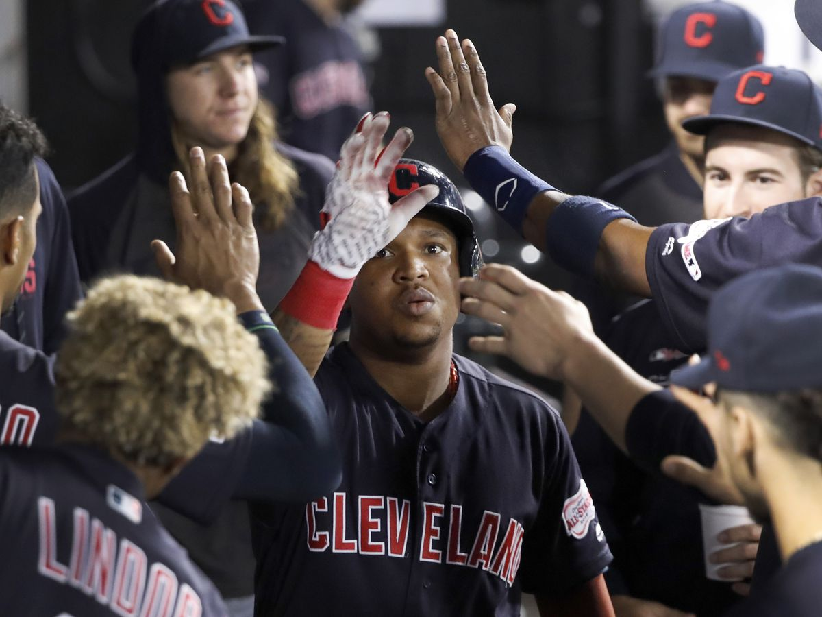 Jose Ramirez belts solo home run against Chicago White Sox to notch 3 dingers in 2 days (video)