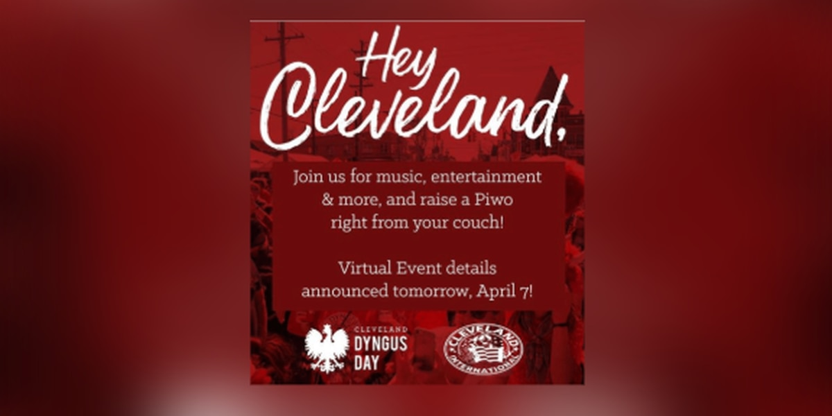 Virtual Dyngus Day Cleveland planned for next week