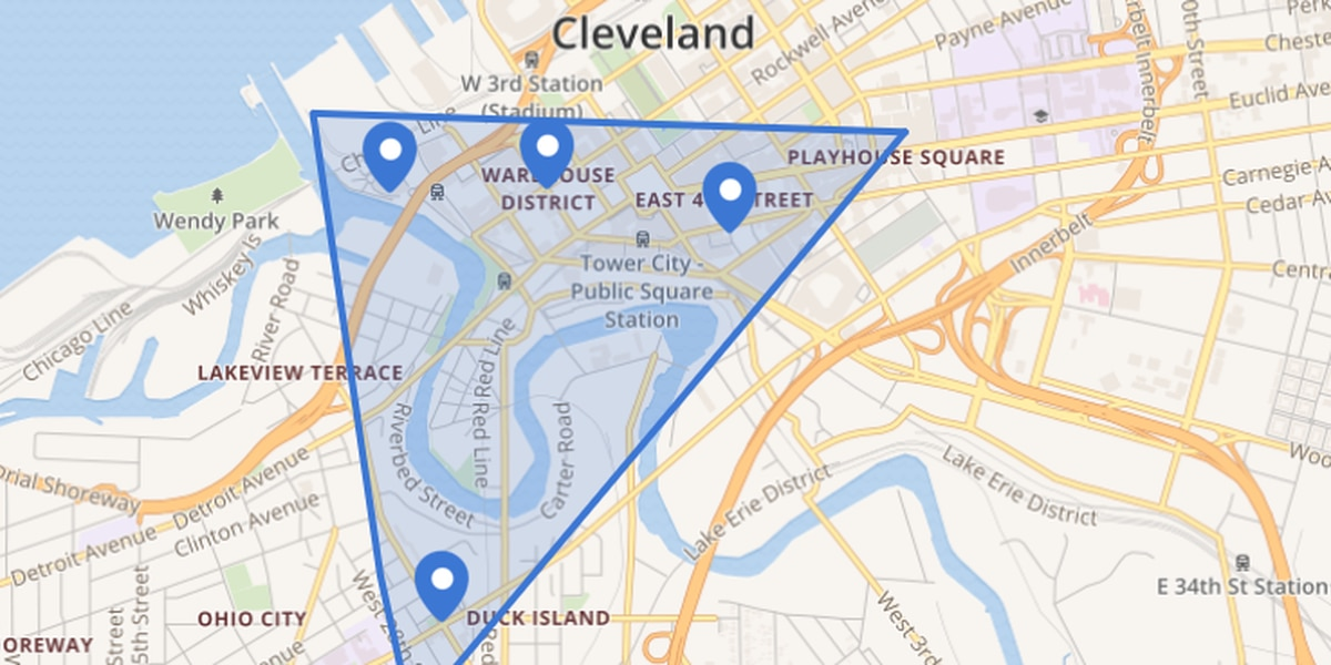 Cleveland Division of Police releases LYFT promo code for New Year's rides