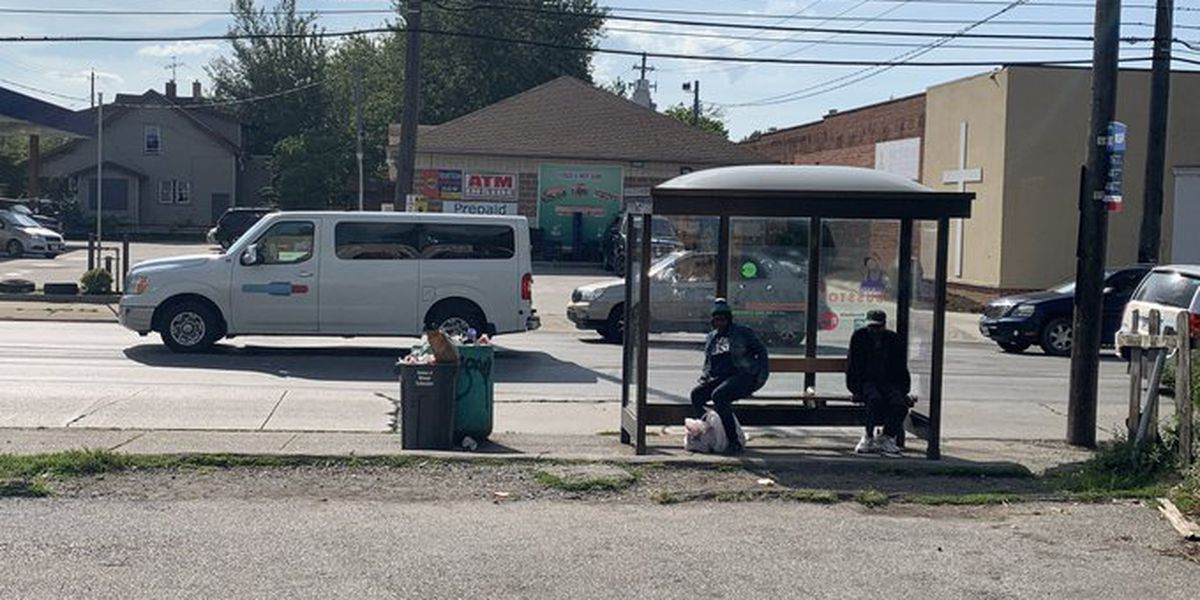 Cleveland Police investigating bus stop beating after video of the attack is posted to Facebook