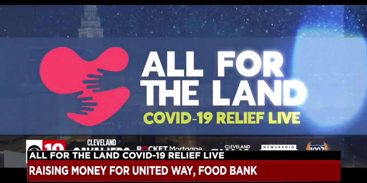 All For The Land: COVID-19 Telethon a success