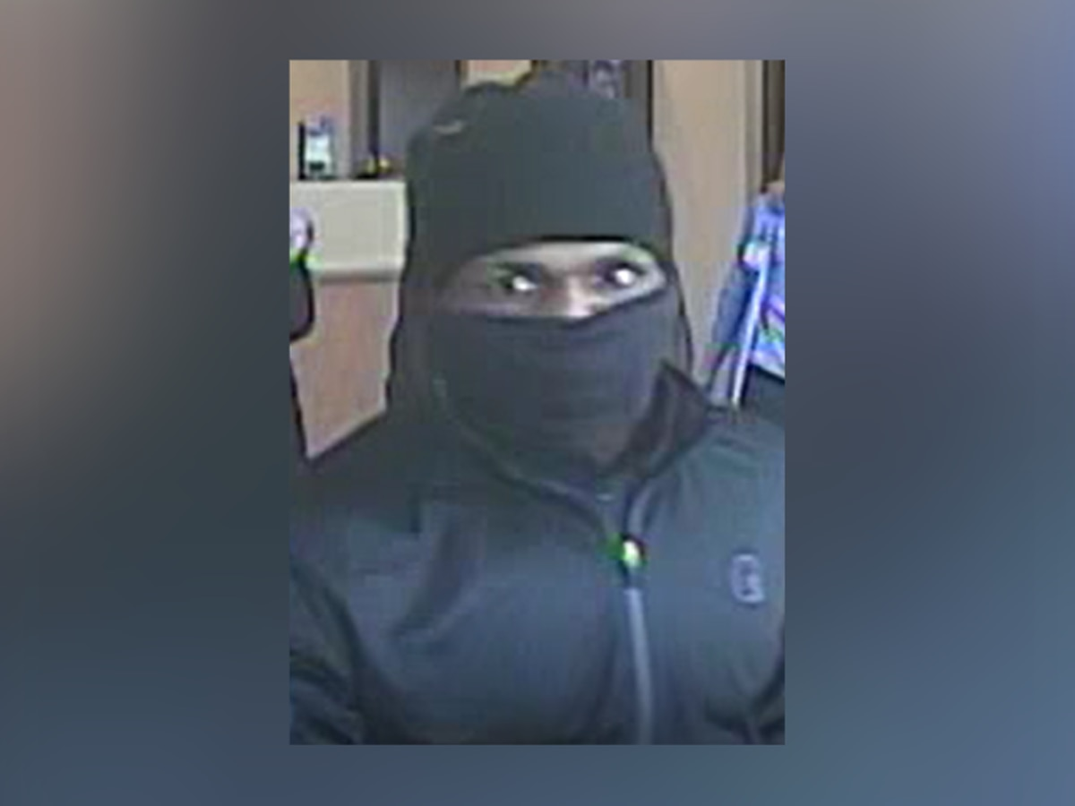 Deputies searching for suspect who robbed GenFed Financial Credit Union in Lorain