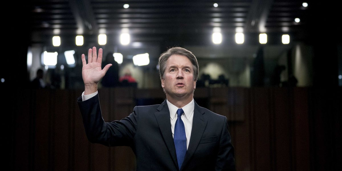 Donald Trump wins battle to put Brett Kavanaugh in Supreme Court